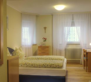 Doppelzimmer Komfort Kloster Maria Hilf