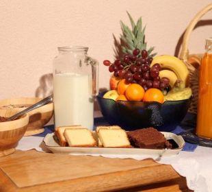 Frühstück Haus Bergwind