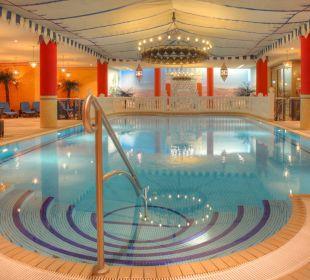 Pool SEETELHOTEL Ostseeresidenz Heringsdorf