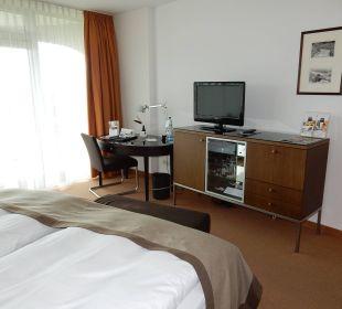 Hochwertig eingerichtet Dorint Hotel An der Kongresshalle Augsburg