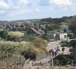 Der Park in den Dünen Center Parcs Park Zandvoort Strandhotel