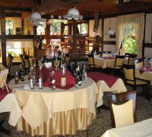 Restaurant/Buffet Hotel Landhaus Silbertanne