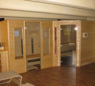 Finnische Sauna und Infrarotkabine Bauernhaus Zechnerhof