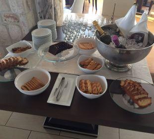 Frühstücksbuffet Blue Bay Halkidiki