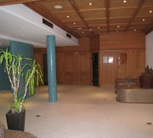 Saunabereich Hotel Donnerhof