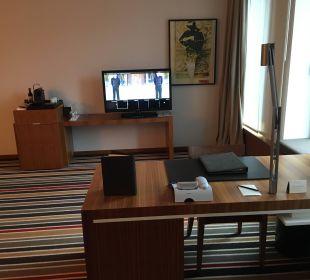 Zimmer 6 Hotel Sofitel Berlin Kurfürstendamm