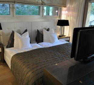 Schönes Zimmer Hotel Matthiol