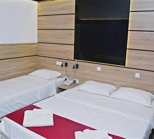 Superior Family Room Hotel De KOKA