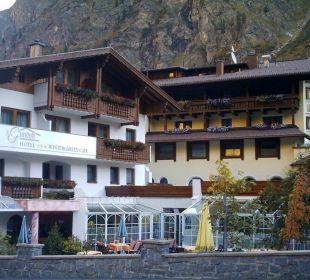 Hotel mit Wintergarten Hotel Gundolf
