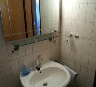 Kleines Badezimmer Pension Haus Hochstein