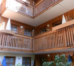 Balkon Hotel Margeritenhof