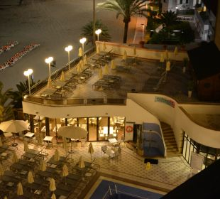 Zimmerausblick Hotel Dunas Don Gregory