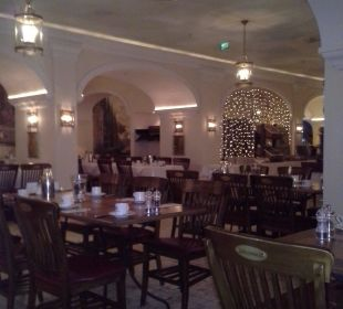 Frühstücksraum Hotel Colosseo Europa-Park