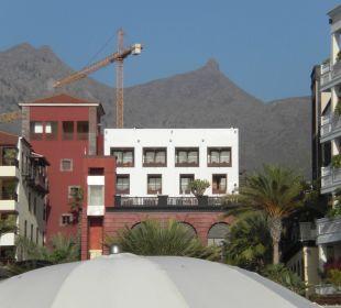 Die verschiedenen Gebäuden Gran Tacande Wellness & Relax Costa Adeje
