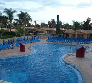 Unser Pool, kann im den Wintermonaten beheizt werd Dunas Maspalomas Resort