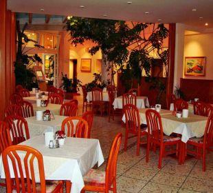 Frühstücksraum Hotel Mosser