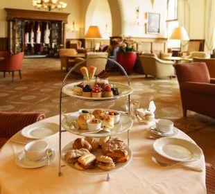 Afternoon Tea Hotel Suvretta House