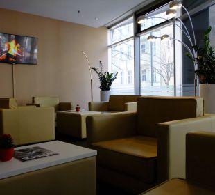 Lobbybereich Arcadia Hotel Berlin