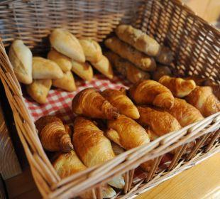 Frühstück Hotel Berghaus Bort