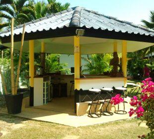 Gemütlicher Treffpunkt Phuket Lotus Lodge