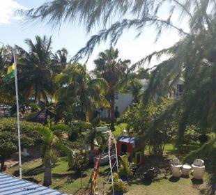 Garten Coral Azur Beach Resort