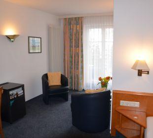 Doppelzimmer Komfort Hotel Deutscher Kaiser im Centrum