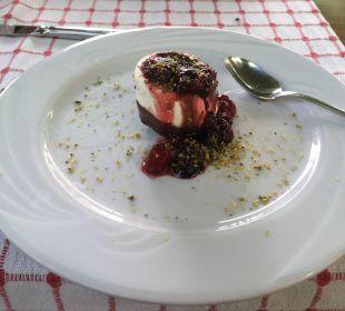 Dessert  Gloria Verde Resort
