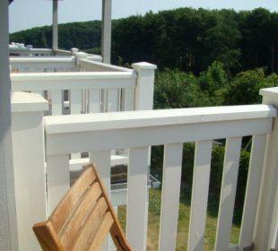 Balkon Zimmer 22 Hotel Pension Bellevue