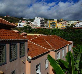 Blick auf Tazacorte Hotel Hacienda de Abajo