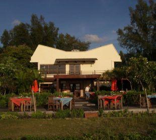 "Restaurant ""Saffron"" Hotel Tanjung Rhu Resort"
