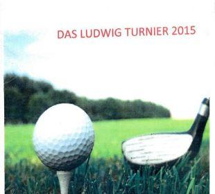 Menükarte Quellness Golf Resort - Das Ludwig