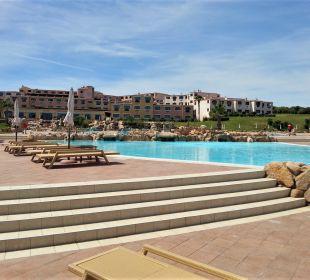 Außenansicht Colonna Resort