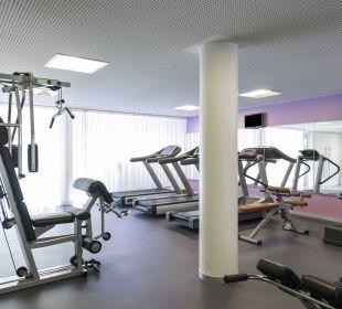 Fitnessraum Hotel Novotel München City