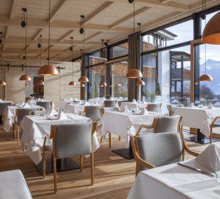 Neuer Panoramaspeisesaal Beauty & Wellness Resort Hotel Garberhof