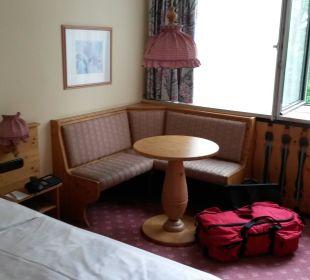 Sitzecke Mercure Hotel Garmisch Partenkirchen