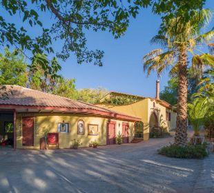 Hauptgebäude Hacienda Los Andes