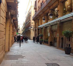 Carrer del Duc 15 NH Barcelona Centro