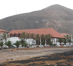 Hotelanlage/Eingangshalle von außen  Fuerteventura Princess
