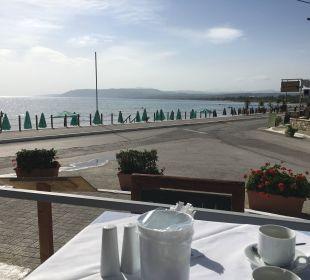 Frühstück am Meer Hotel Corissia Beach
