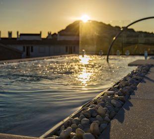 Infinitypool zu Sonnenaufgang Mar Azul PurEstil  Hotel & Spa