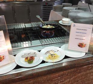 Live Cooking Dunas Suites&Villas Resort
