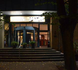 Ansicht bei Nacht Comfort Hotel Weißensee