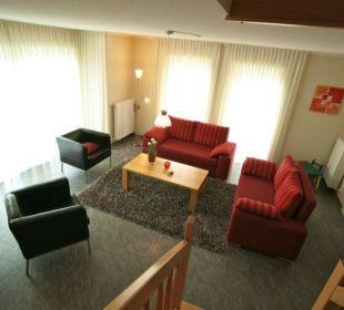 Eines der komfortablen Zimmer Eve Resort & Spa
