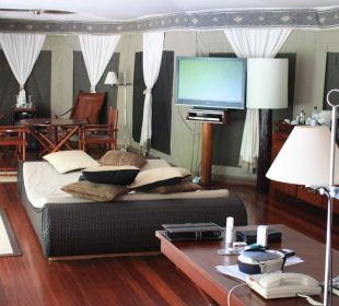 Wohnzelt Hotel Banyan Tree Madivaru