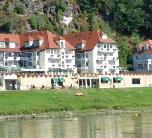 :-) Hotel Elbschlösschen