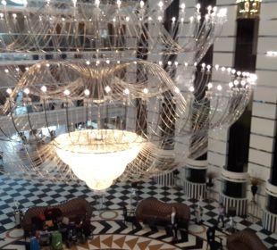 Im Fahrstuhl Hotel Delphin Imperial