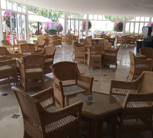 Lobby Hipotels La Geria