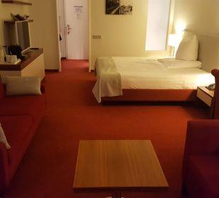 Zimmeransicht Best Western Hotel alte Mühle