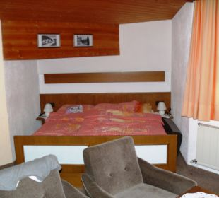 Pokój 2 Haus Bergwind
