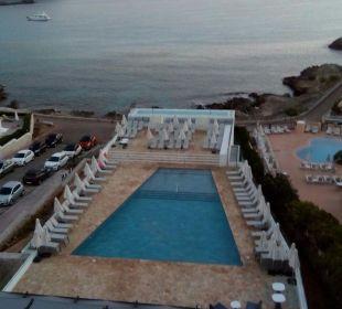 der zimmer blick Mar Azul PurEstil  Hotel & Spa